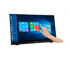 "HANNSPREE HT225HPB 21.5"" TOUCH SCREEN LED CONTRASTO 1.000:1 FORMATO 16:9 1xVGA 1xHDMI COLORE NERO GARANZIA ITALIA"