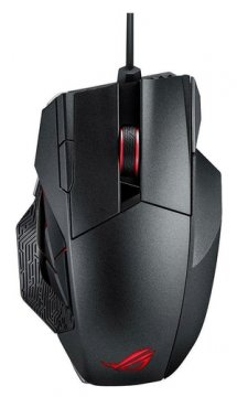 ASUS 90MP00A1-B0UA00 mouse Wireless + USB Laser 8200 DPI Mano destra