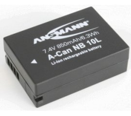 Ansmann A-CAN NB 10L Ioni di Litio 850 mAh