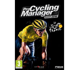 Digital Bros Pro Cycling Manager 2016, PC Basic Inglese