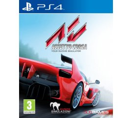 Digital Bros Assetto Corsa, PS4 videogioco PlayStation 4 Basic ITA