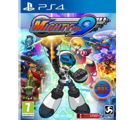Koch Media Mighty No. 9, PS4 videogioco PlayStation 4 Basic Inglese, ITA