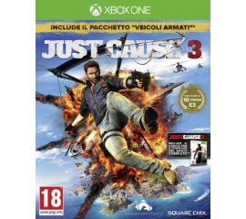 Square Enix Just Cause 3 Day One Edition, Xbox One Basic