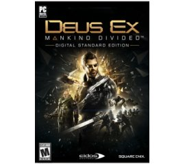 Koch Media Deus Ex: Mankind Divided, PC Basic Inglese
