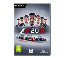 Koch Media F1 2016, PC videogioco Basic Inglese, ITA