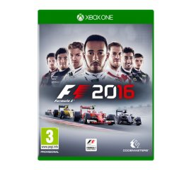 Koch Media F1 2016, Xbox One Basic Inglese, ITA