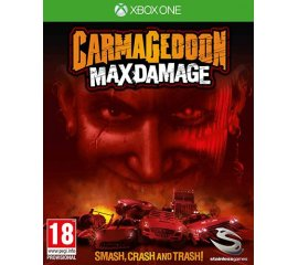 Koch Media Carmageddon: Max Damage, Xbox One videogioco Basic Inglese, ITA