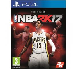 Take-Two Interactive NBA 2K17, PS4 videogioco PlayStation 4 Basic ITA