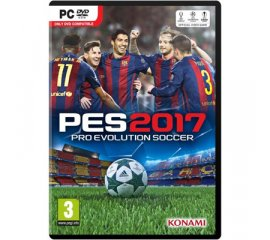 Digital Bros Pro Evolution Soccer 2017, PC Basic ITA