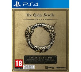 BETHESDA THE ELDER SCROLLS GOLD EDITION PER PS4 VERSIONE ITALIANA