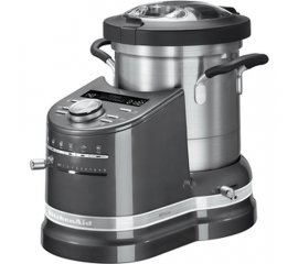 KitchenAid 5KCF0103 4,5 L 1500 W Argento