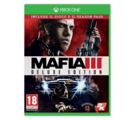 Take-Two Interactive Mafia III Deluxe edition, Xbox One videogioco ITA