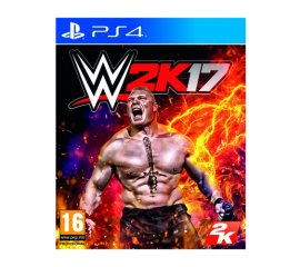 Take-Two Interactive WWE 2K17, PS4 videogioco PlayStation 4 Basic ITA