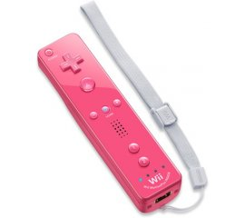 Nintendo Wii Remote Plus Speciale Bluetooth Rosa