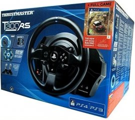 Thrustmaster T300 RS Rally Pack Sterzo + Pedali PC,PlayStation 4,Playstation 3 USB 2.0 Nero