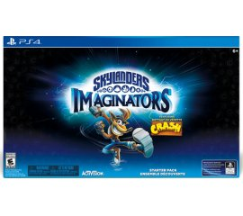 Activision Skylanders Imaginators Crash edition, PS4 videogioco PlayStation 4 Confezione Starter ITA