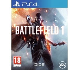 Electronic Arts Battlefield 1, PS4 videogioco PlayStation 4 Basic Inglese, ITA