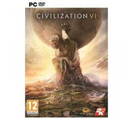 Take-Two Interactive Sid Meier's Civilization VI, PC videogioco Basic ITA