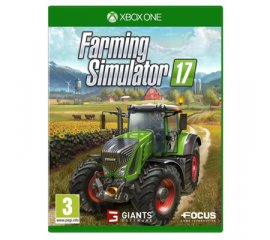 Digital Bros Farming Simulator 17, Xbox One videogioco Basic ITA