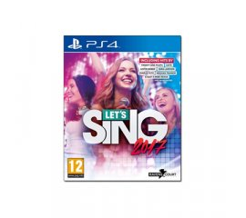 Koch Media Let's Sing 2017, PS4 Basic PlayStation 4