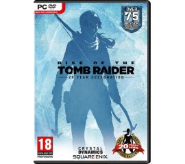 Koch Media Rise of the Tomb Raider: 20 Year Celebration, PC Basic Inglese
