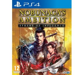 Koch Media NOBUNAGA'S AMBITION: Sphere of Influence, PlayStation 4 videogioco Basic Inglese