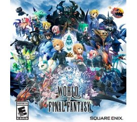 Koch Media World of Final Fantasy, PS4 PlayStation 4 Basic Inglese