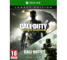 Activision Call of Duty: Infinite Warfare & Legacy Edition, Xbox One videogioco Base + supplemento ITA