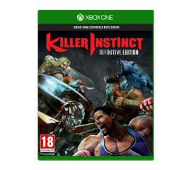 Microsoft Killer Instinct Definitive Edition, Xbox One videogioco Basic Inglese