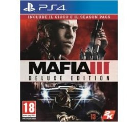 Take-Two Interactive Mafia III Deluxe edition, PS4 videogioco PlayStation 4 ITA