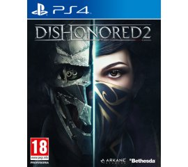 Koch Media Dishonored 2, PS4 Basic Inglese, ITA PlayStation 4