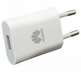 HUAWEI TRAVEL CHARGER FAST 9V 2A USB WHITE + CAVO MICRO-USB