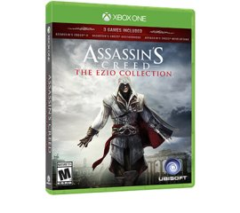 UBISOFT XONE ASSASINS CREED THE EZIO TRILOGY PER XBOX ONE