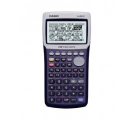 Casio FX-9860G calcolatrice Tasca Calcolatrice scientifica Nero