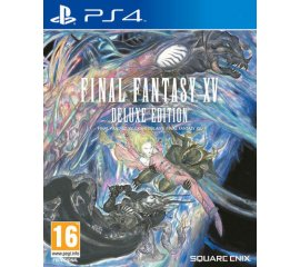 Koch Media Final Fantasy XV Deluxe Edition, PS4 videogioco PlayStation 4 Inglese
