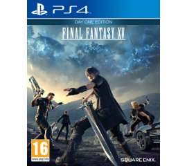 Koch Media Final Fantasy XV Day One, PS4 Collezione ITA PlayStation 4