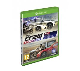 Ubisoft The Crew Ultimate Edition, Xbox One videogioco Basic Inglese