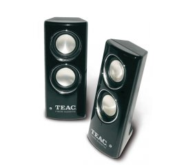 TEAC USB Stereo Speaker System XS-2 Nero Cablato