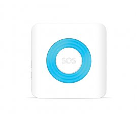 E-TIGER ES-S6A Sirena wireless Interno/esterno Bianco