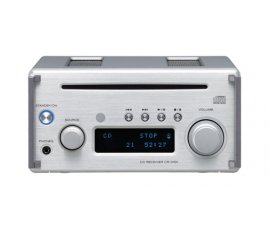 CRH101DABS MICRO HIFI 2X26W CD/MP3 USB DAB+ BT ARGENTO