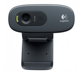 Logitech C270 webcam 3 MP 1280 x 720 Pixel USB 2.0 Nero