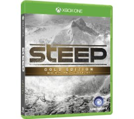 Ubisoft Steep Gold Edition, Xbox One videogioco Oro Inglese
