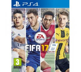 Electronic Arts FIFA 17, PS4 videogioco PlayStation 4 Basic Inglese, ITA