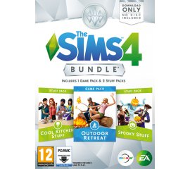 ELECTRONIC ARTS THE SIMS 4 BUNDLE PACK 2 PER PC VERSIONE ITALIANA