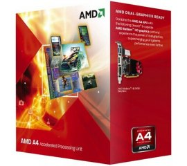 AMD A series A4-5300 processore 3,4 GHz Scatola 1 MB L2