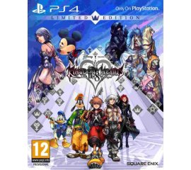 Koch Media Kingdom Hearts HD 2.8 Final Chapter Prologue Limited Edition , PlayStation 4 videogioco Inglese, ITA