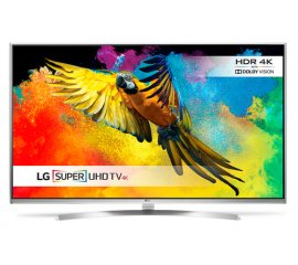 "LG 55UH850V TV 139,7 cm (55"") 4K Ultra HD Compatibilità 3D Smart TV Wi-Fi Bianco"