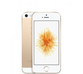 "Apple iPhone SE 10,2 cm (4"") 64 GB SIM singola Oro, Bianco"