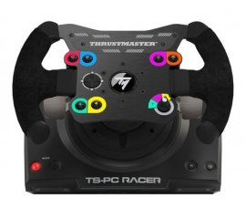 THRUSTMASTER TS-PC RACER VOLANTE IN PELLE E METALLO
