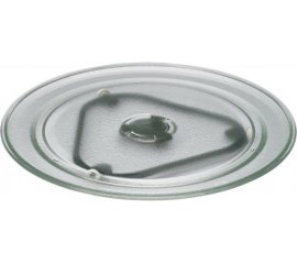 Whirlpool PVV341 Microwave turntable plate
